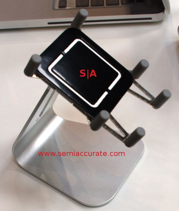Luxa 2 phone stand