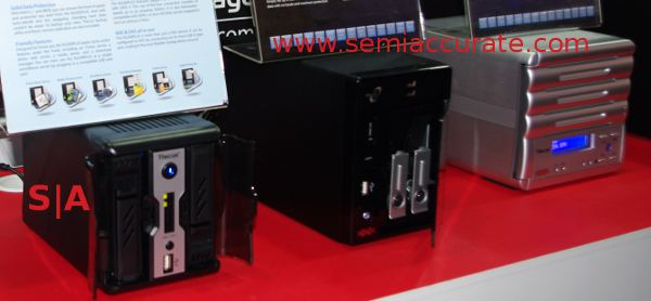 Thecus 2 and three drives