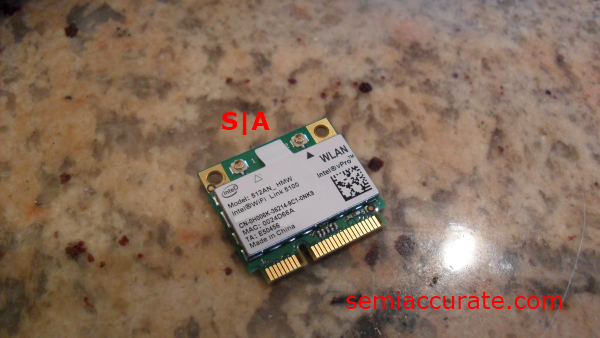 Second Wifi Card