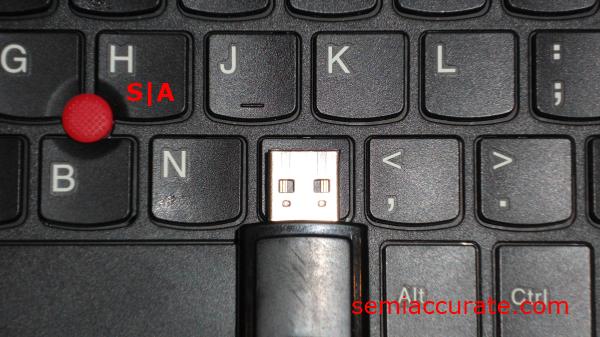 USB Key to Keyboard Key Comparison
