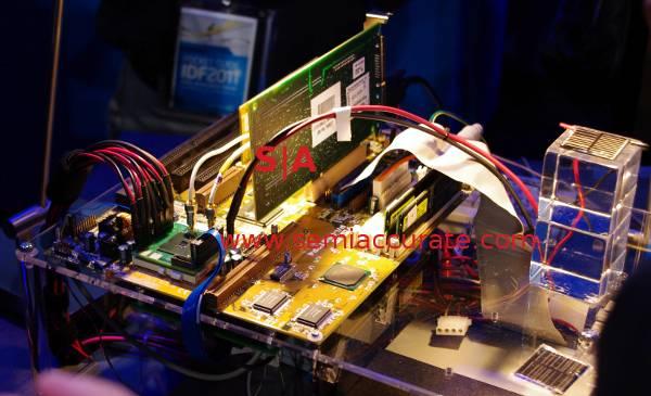 Solar CPU Demo