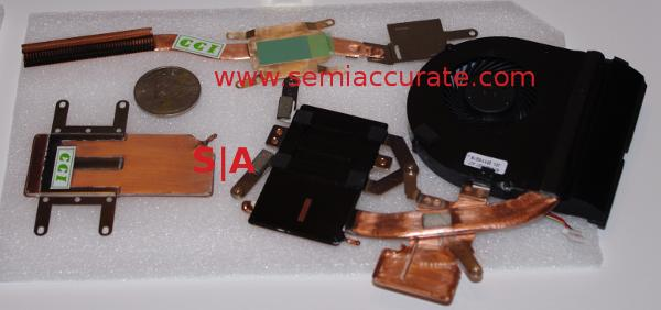 CCI Ultrabook heatsink