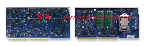 Seamicro Xeon board