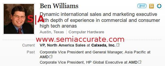 Ben Williams LinkedIn Profile