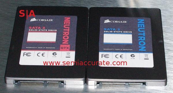 Corsair Neutron SSDs