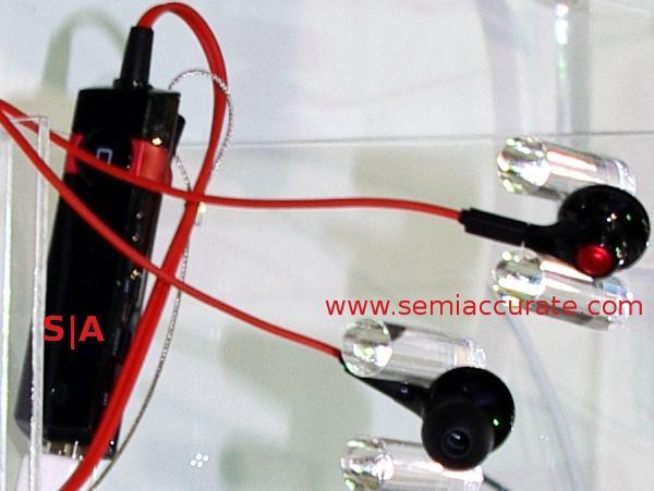 Antec ISO headphones