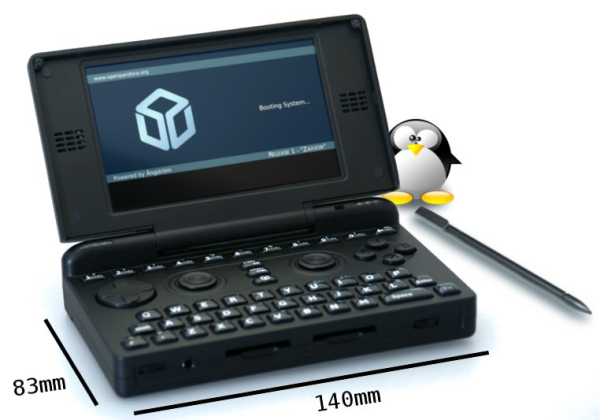 Pandora: The Handheld Console for Linux Tweakers - SemiAccurate