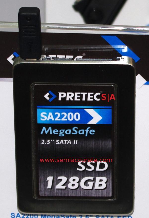 Pretec MegaSafe SSD