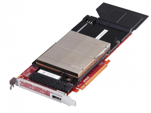 AMD FirePro S7000 card