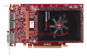 AMD FirePro Graphics Card W5000 Megamind
