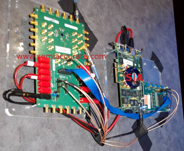 Intel digital radio boards