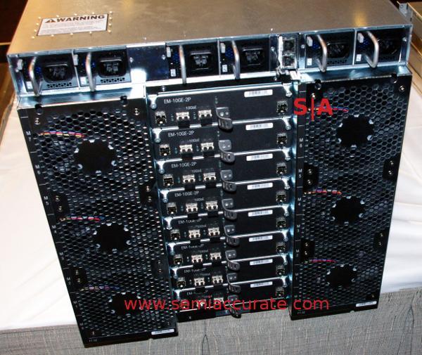 SM15000 server back side
