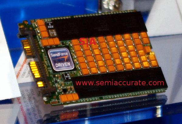 Smart Modular cap backed SSD
