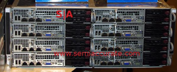 Supermicro FatTwin 2 server chassis