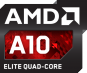AMD A10 Logo