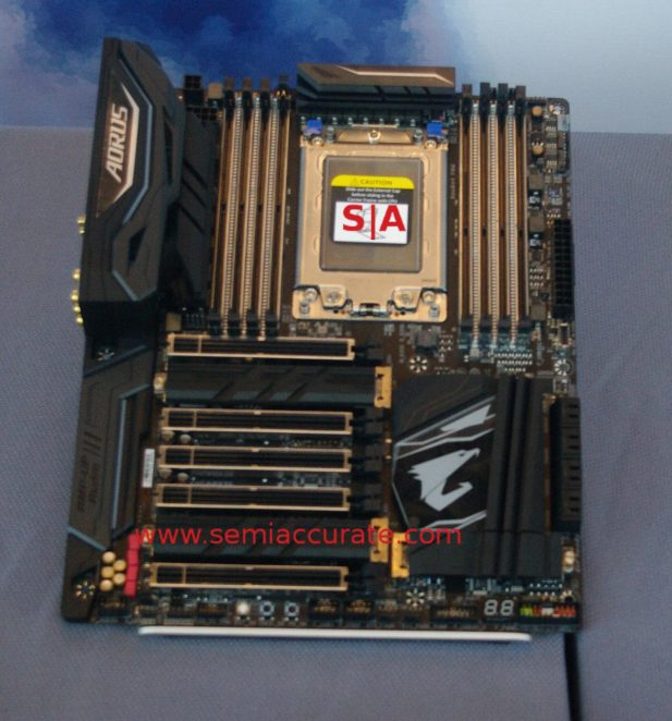 Gigabyte X399 Auros Gaming 7 motherboard