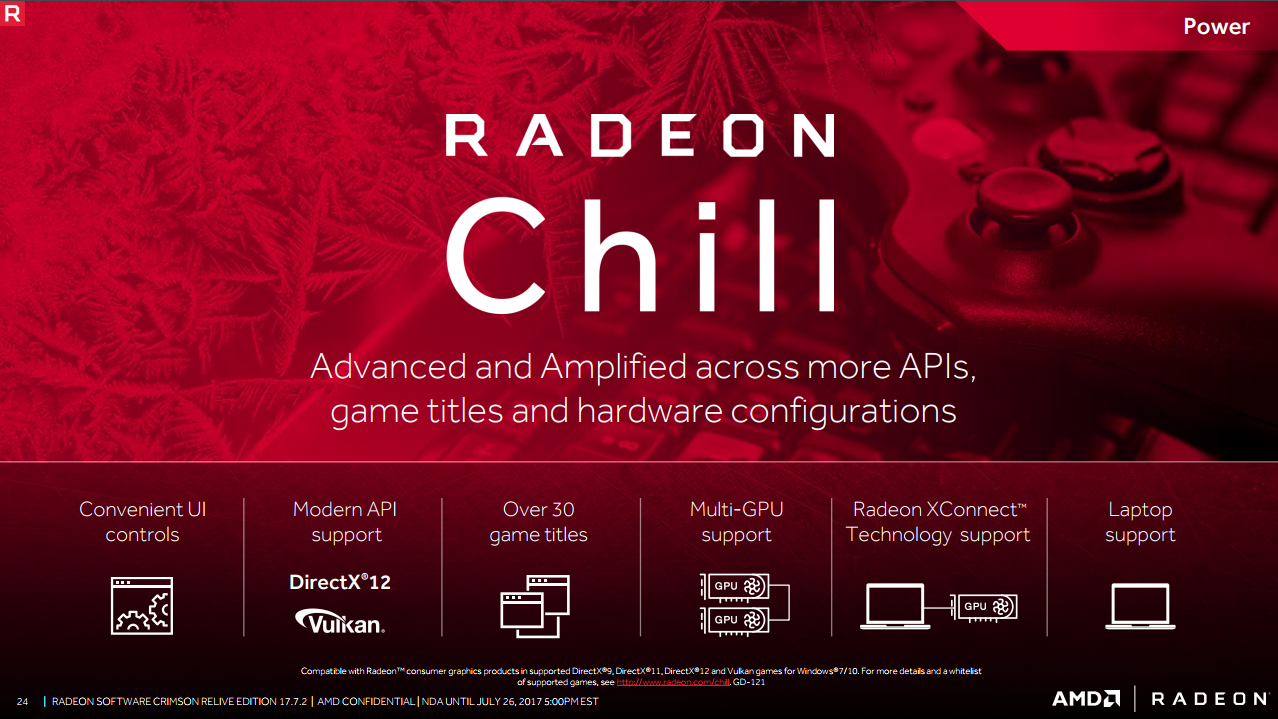 AMD Releases its Radeon Software 17 7 2 Driver - SemiAccurate