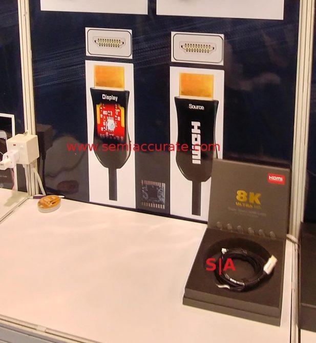 Ningbo Kangda HDMI 2.1 cable