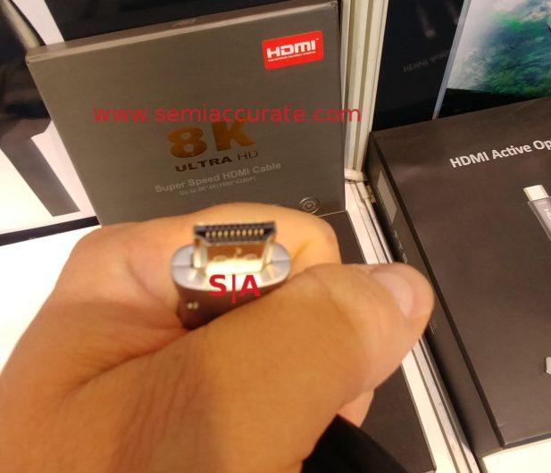 Ningbo Kangda HDMI 2.1 cable end