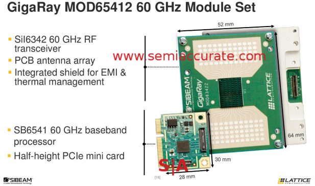 Lattice GigaRay module set