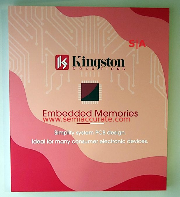 Kingston Embedded Branding
