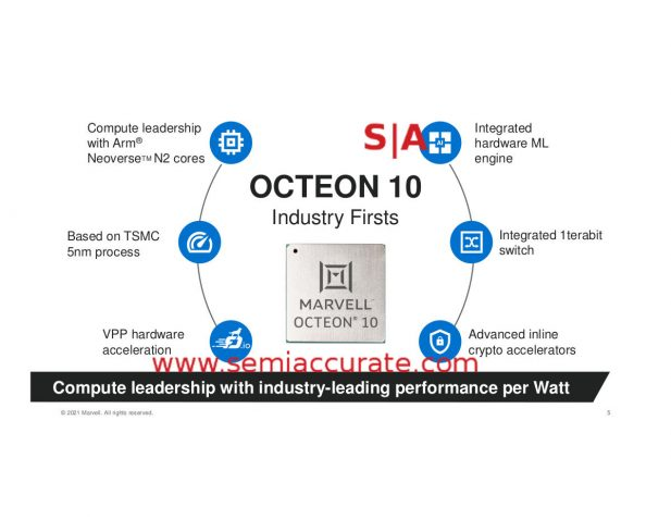 Octeon 10 overview