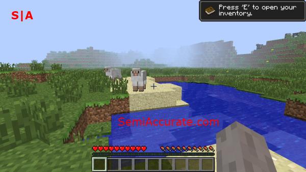 Minecraft Atom