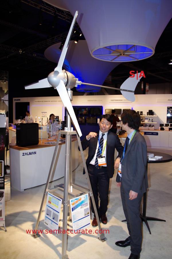 Moneual MCT-500 wind generator