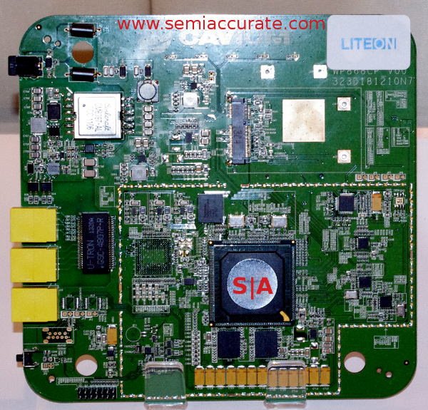 Cavium Octeon III reference design and dev board