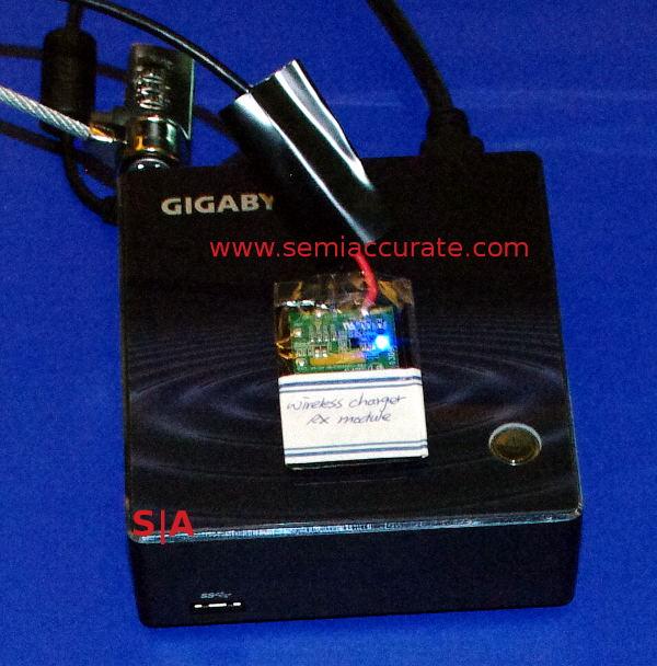 Gigabyte Brix with wireless power