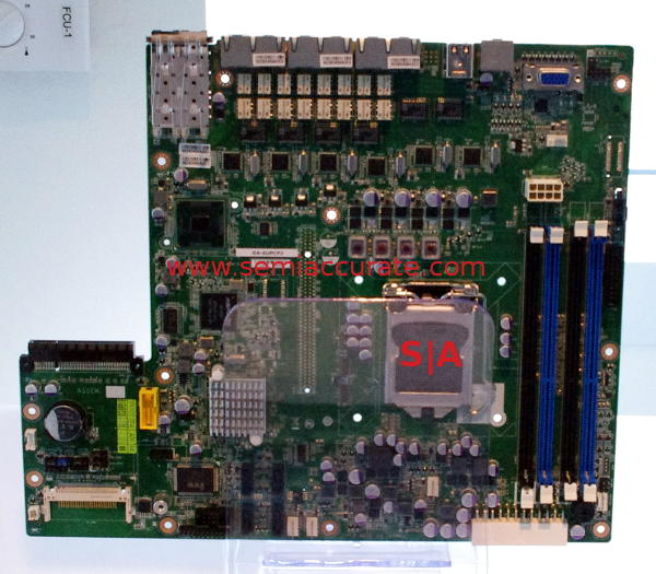 Gigabyte GA-6LXSV server board