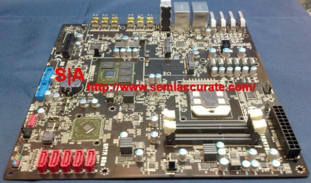 Computex 2013 Sapphire Board