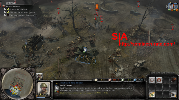 CoH2 Stalingrad Infantry Battle