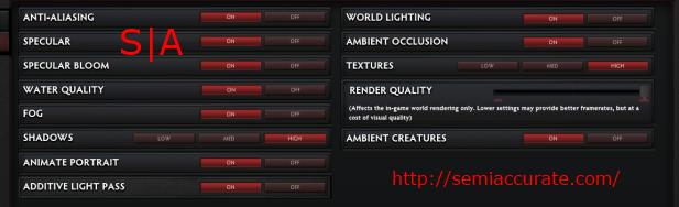 Dota2 settings