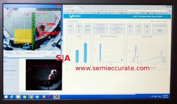 Vadaro video analytics demo