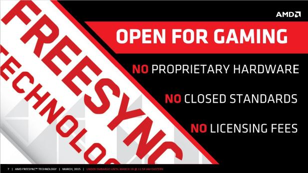 FreeSync Open