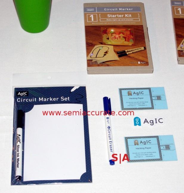 AgIC pen and kits