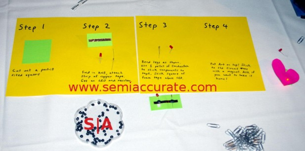 Conductak and instructions