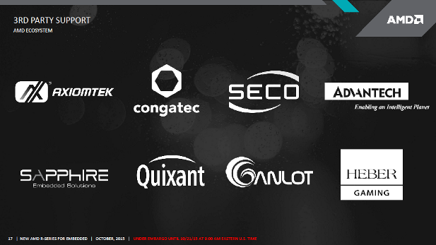 AMD Merlin Falcon Partners