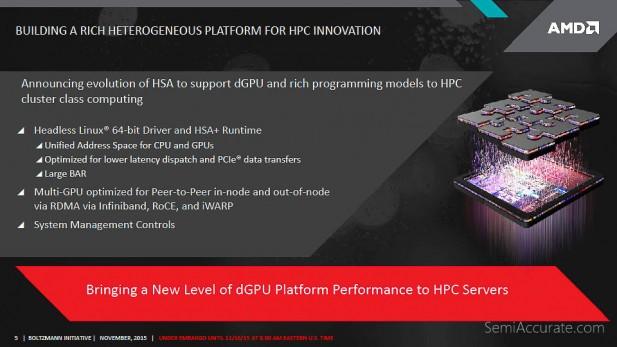 AMD HPC Driver