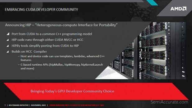 AMD HPC HIP