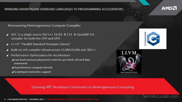 AMD HPC HCC
