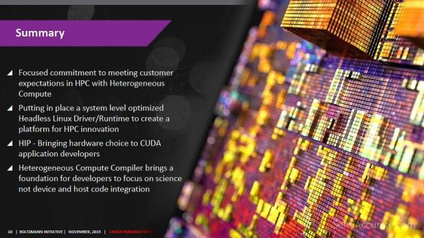 AMD HPC Sum