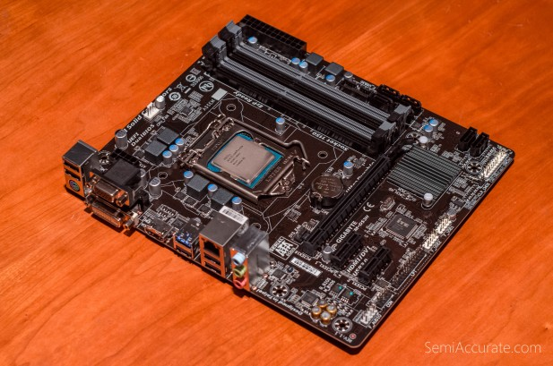 Gigabyte Z97 mATX (1 of 15)